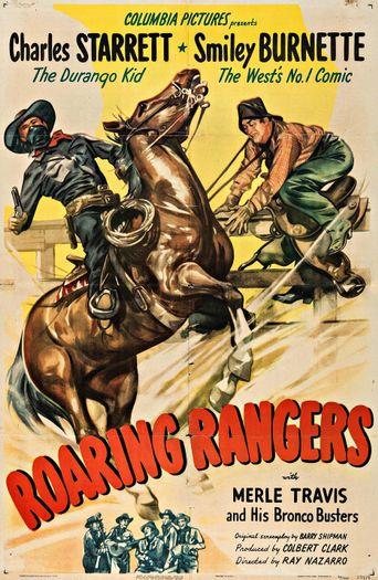 Roaring Rangers Poster