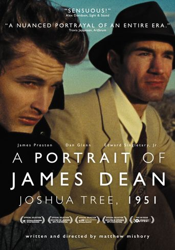 Joshua Tree, 1951: A Portrait of James Dean Poster