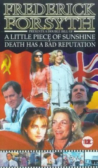 Death Has A Bad Reputation Poster