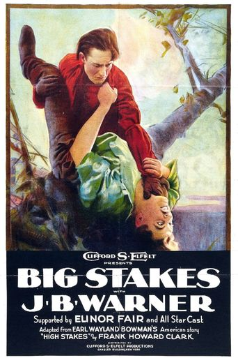 Big Stakes Poster