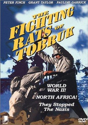 The Rats of Tobruk Poster