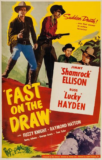 Fast on the Draw Poster