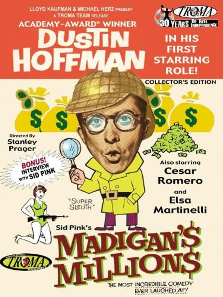 Madigan's Millions Poster
