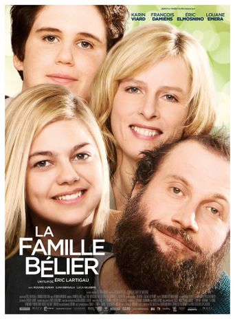 The Bélier Family Poster