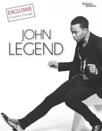 Baloise Session: An Evening with John Legend Poster