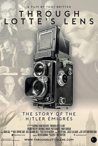 Through Lotte's Lens Poster