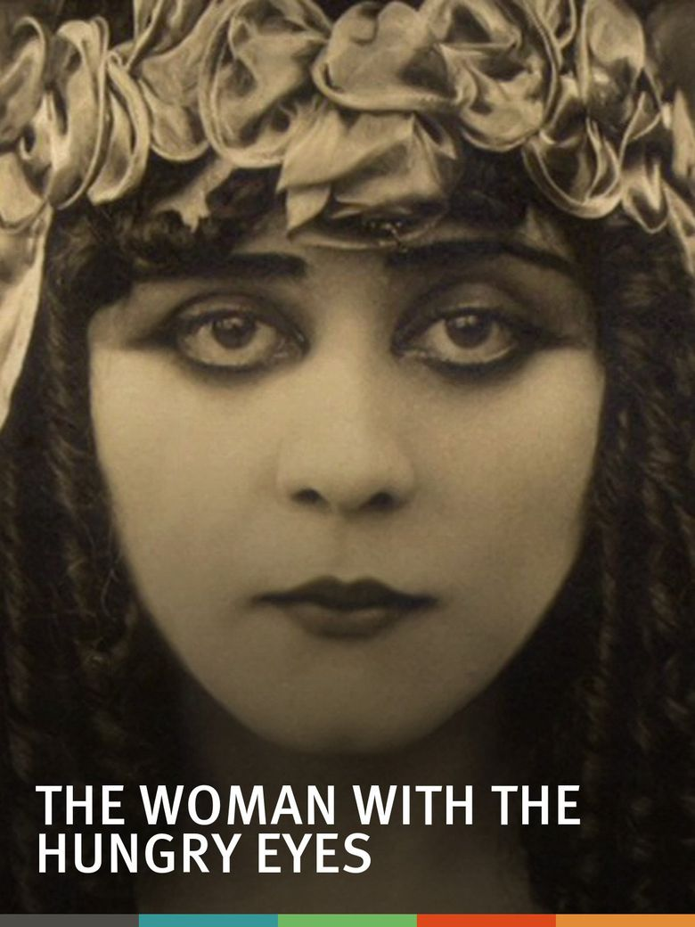 The Woman with the Hungry Eyes Poster