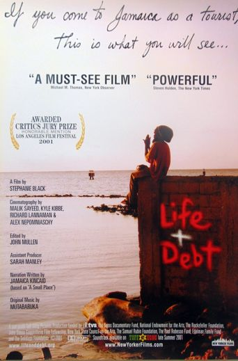 Life and Debt Poster