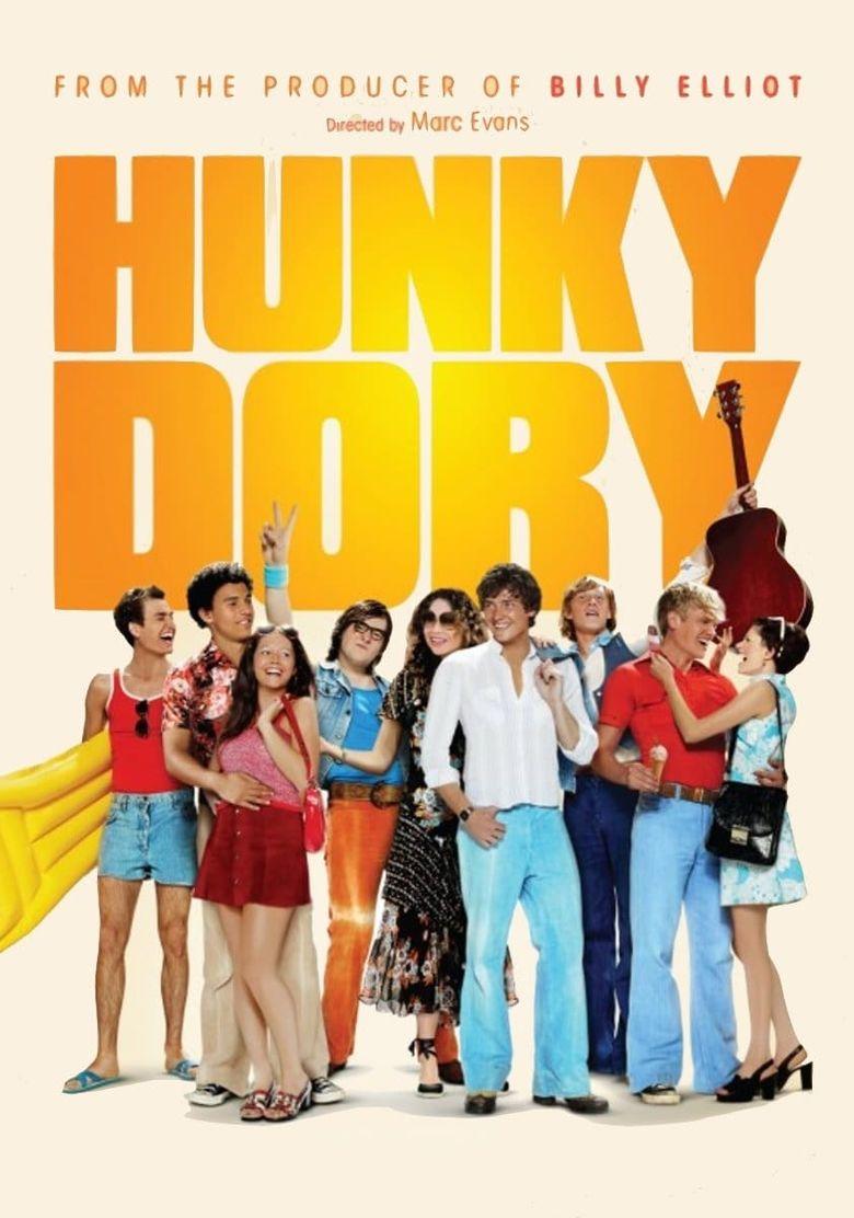 Hunky Dory Poster