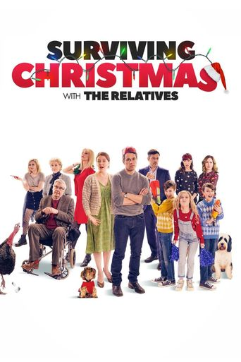 Surviving Christmas with the Relatives Poster