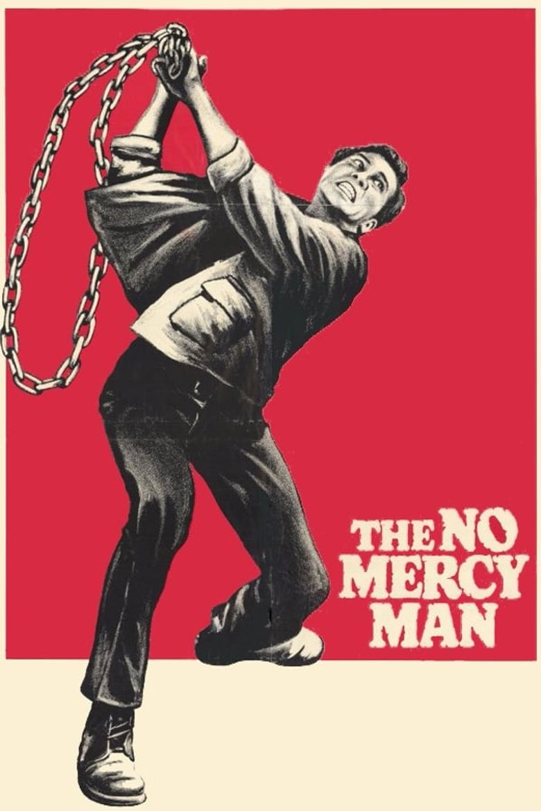 The No Mercy Man Poster
