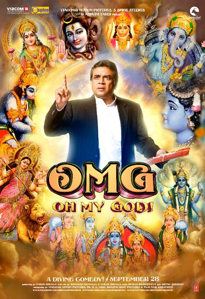 OMG: Oh My God! Poster