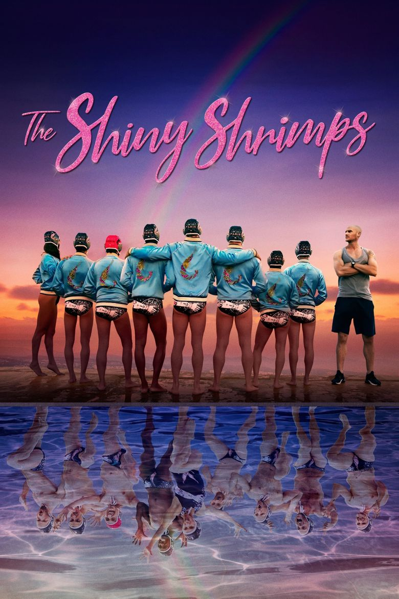 The Shiny Shrimps Poster