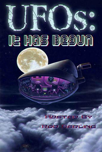 UFOs: It Has Begun Poster