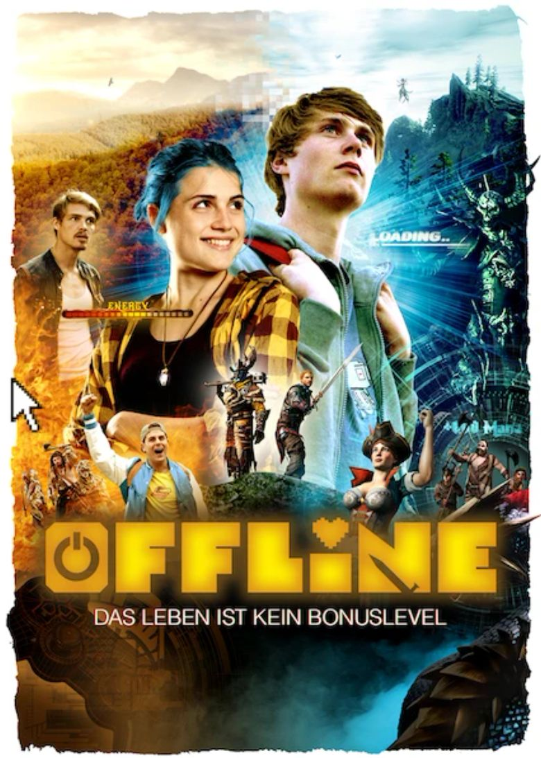 Offline: Are You Ready for the Next Level? Poster
