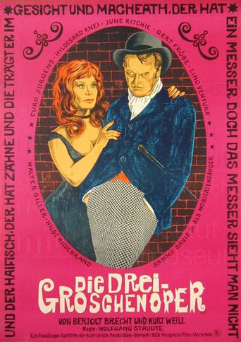 Die Dreigroschenoper Poster