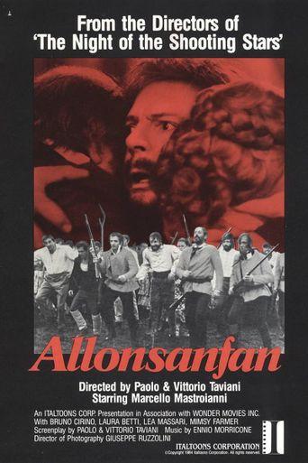 Allonsanfan Poster