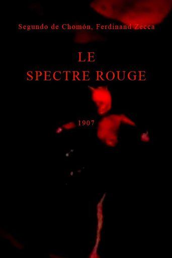 The Red Spectre Poster
