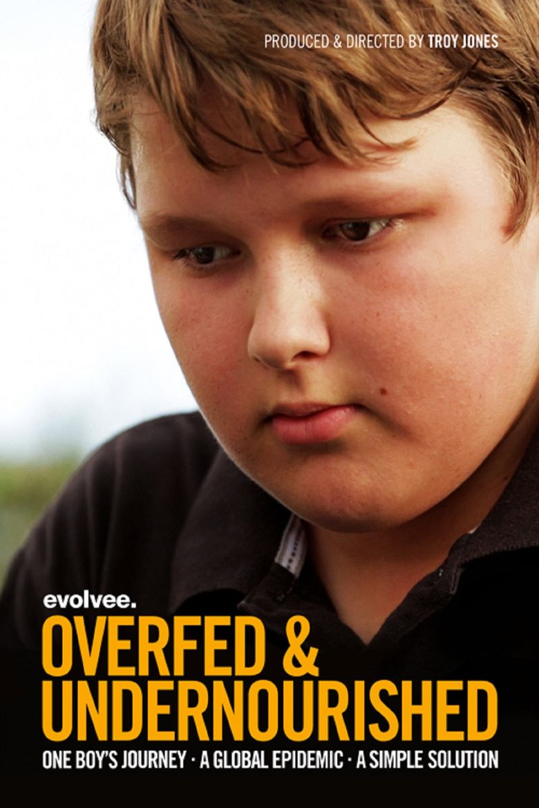 Overfed & Undernourished Poster
