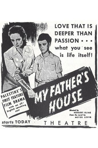 My Father's House Poster