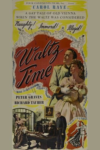 Waltz Time Poster
