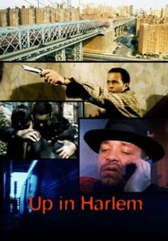 Up in Harlem Poster