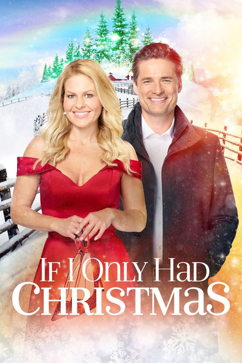 If I Only Had Christmas Poster