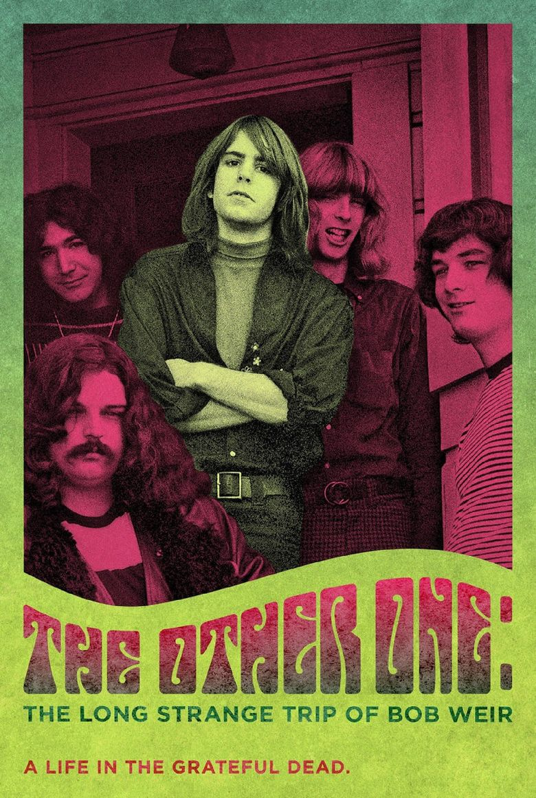 The Other One: The Long, Strange Trip of Bob Weir Poster