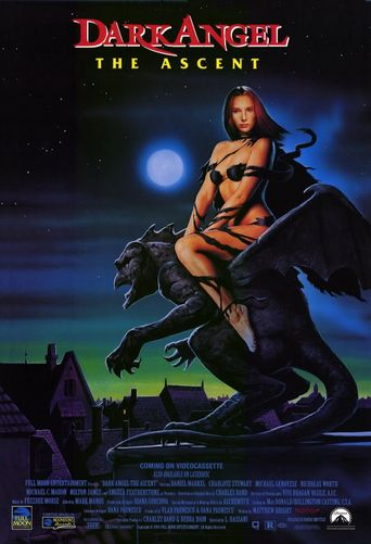Dark Angel: The Ascent Poster