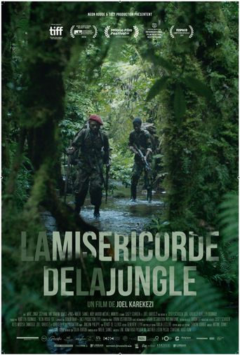 The Mercy of the Jungle Poster