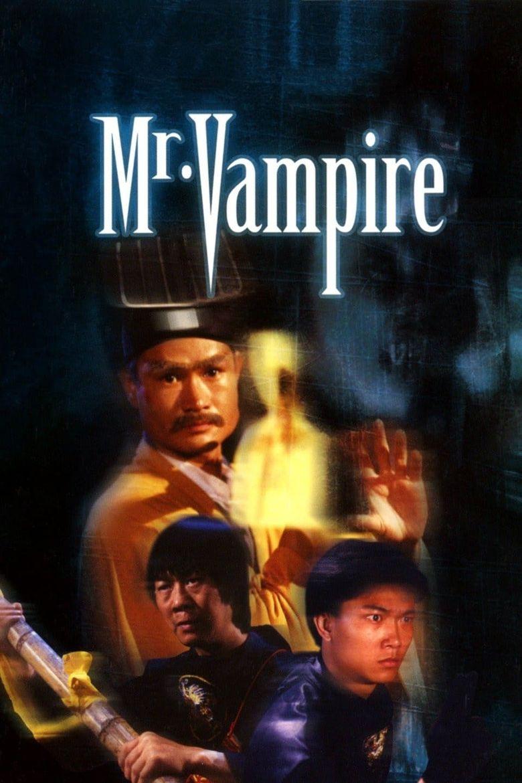 Mr. Vampire Poster
