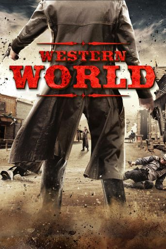 Western World Poster