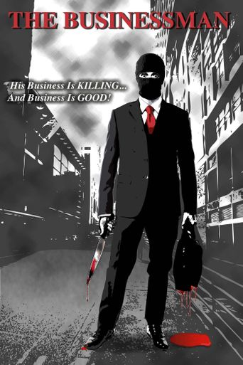 The Businessman Poster