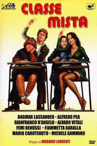 Classe mista Poster
