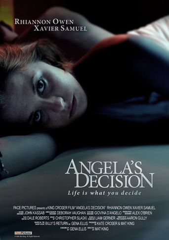 Angela's Decision Poster
