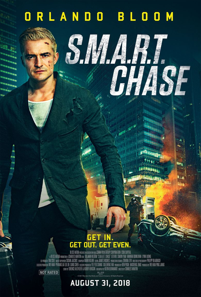 S.M.A.R.T. Chase Poster