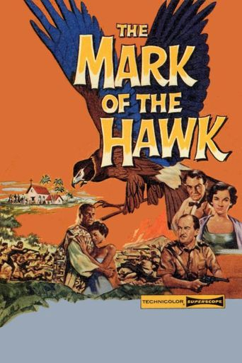 The Mark of the Hawk Poster