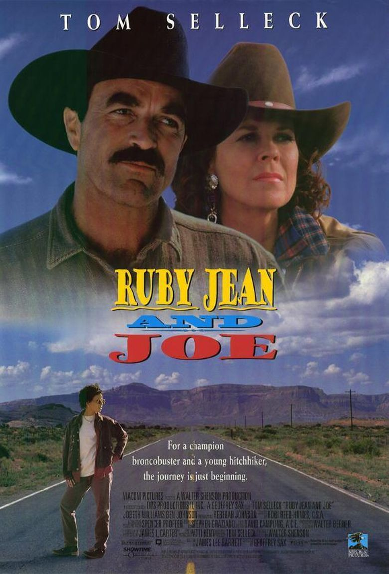 Ruby Jean and Joe Poster