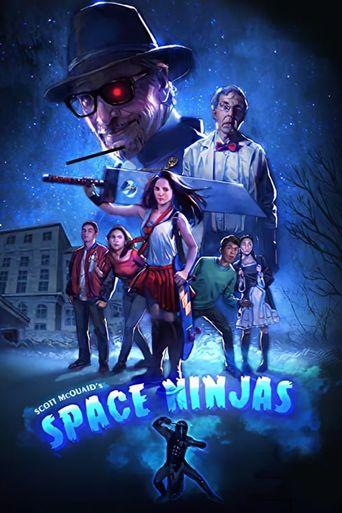 Space Ninjas Poster