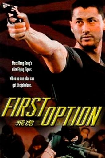 First Option Poster
