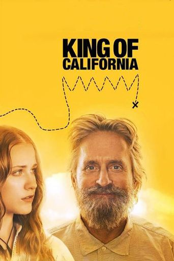 King of California Poster