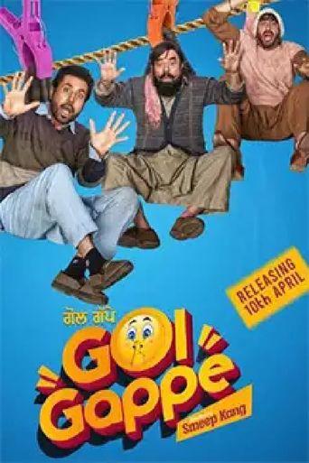 Gol Gappe Poster