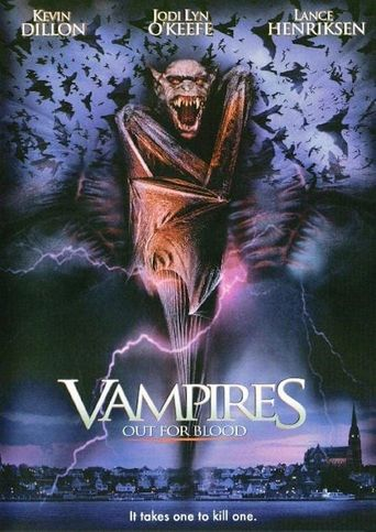 Vampires: Out For Blood Poster