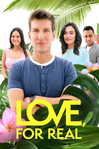 Love, For Real Poster