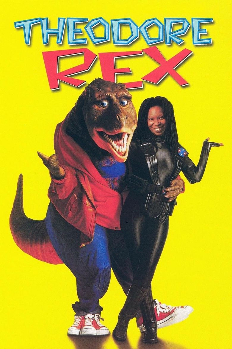 Theodore Rex Poster