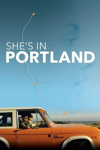 She's In Portland Poster