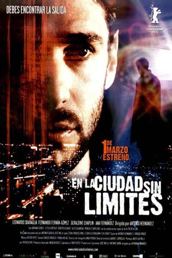 The City of No Limits Poster