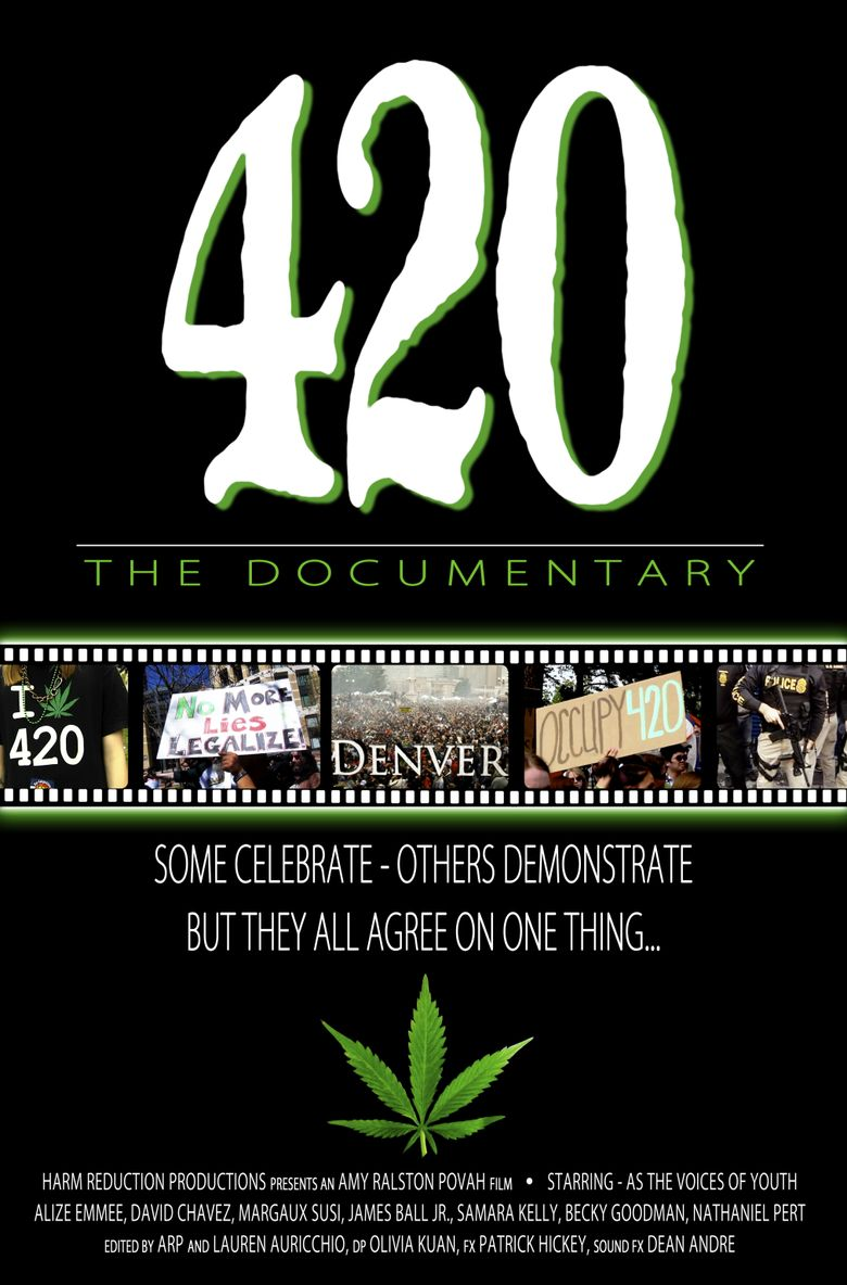 420 - The Documentary Poster