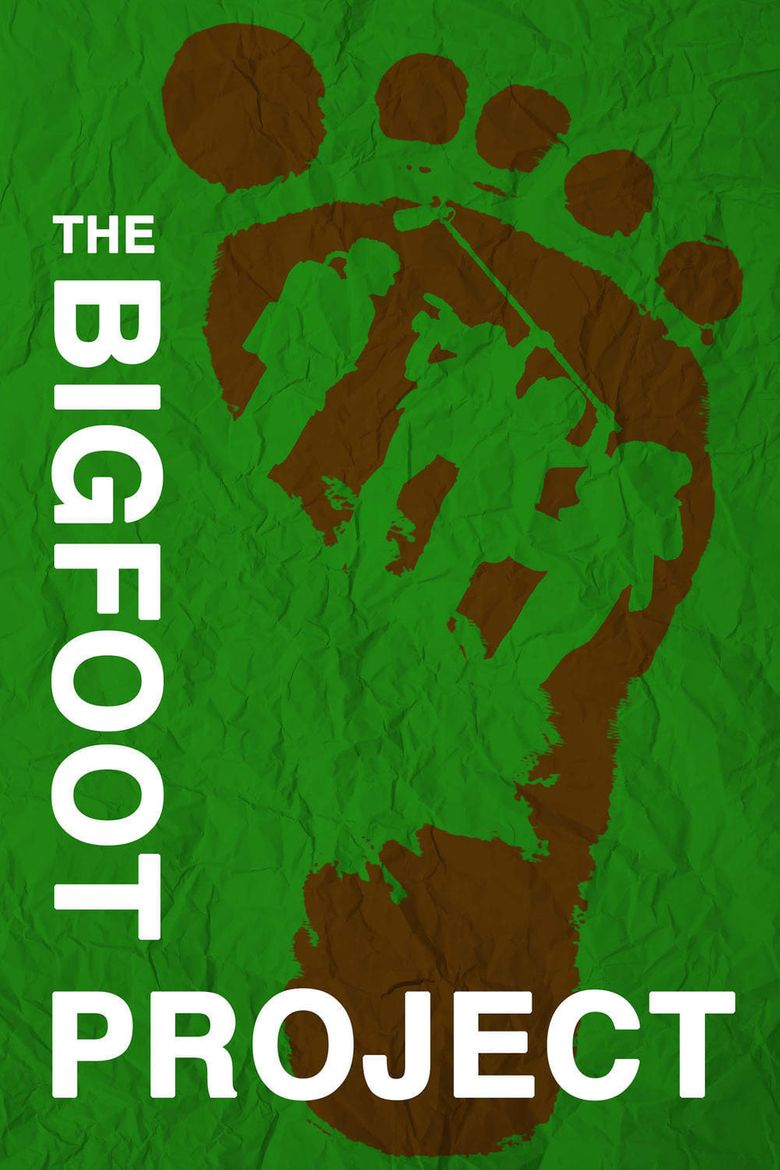 The Bigfoot Project Poster