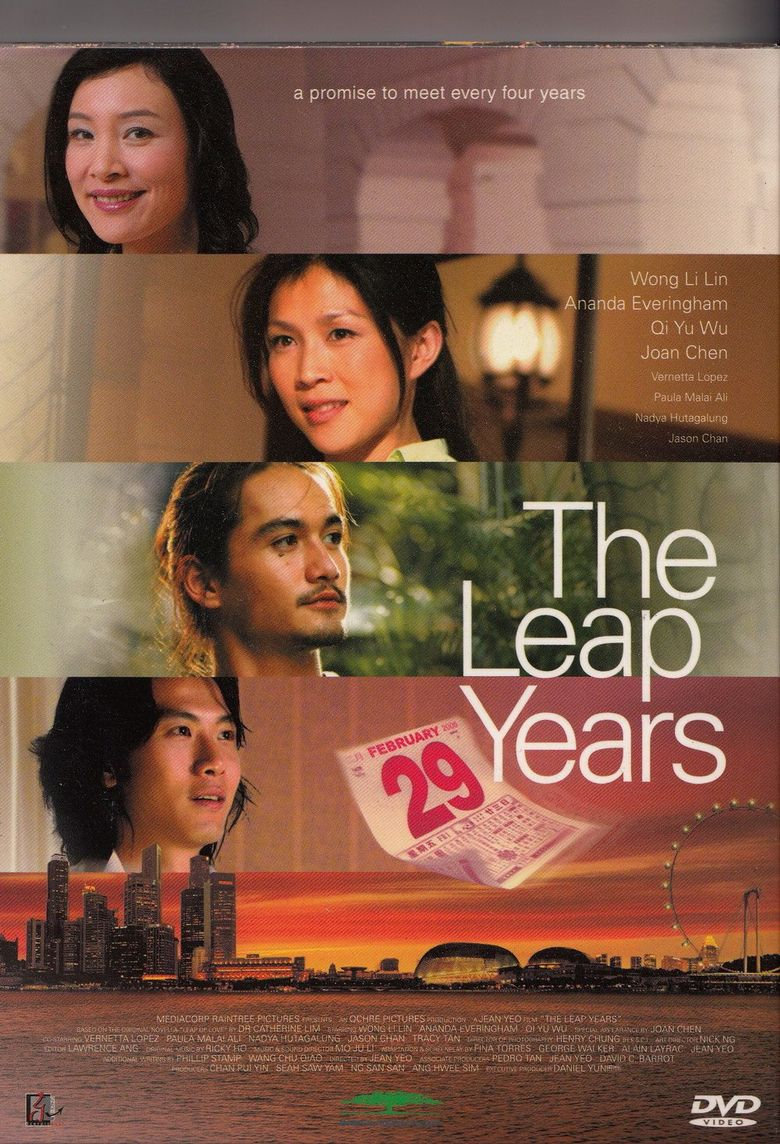 The Leap Years Poster